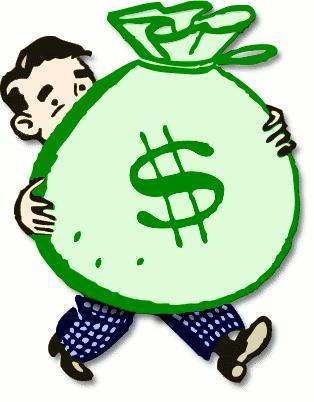 Bringing in money