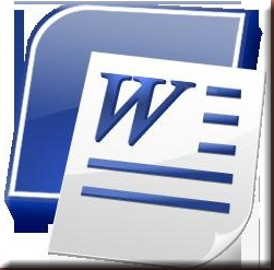 ms word logo How to justify text with MS Word