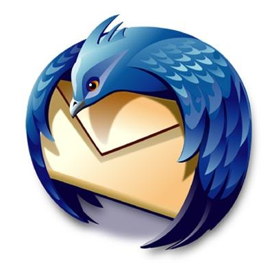 logo thunderbird Goodbye Outlook, enter Thunderbird
