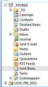 outlook navigation tree Goodbye Outlook, enter Thunderbird