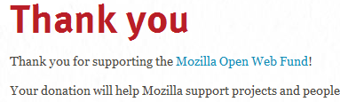 thank you Mozilla Goodbye Outlook, enter Thunderbird